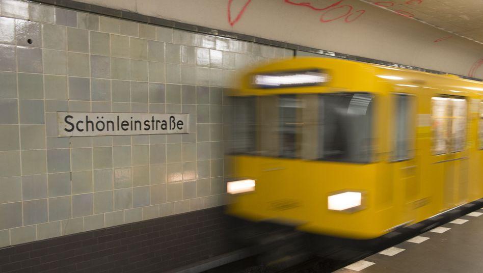 U-Bahnstation Schönleinstraße