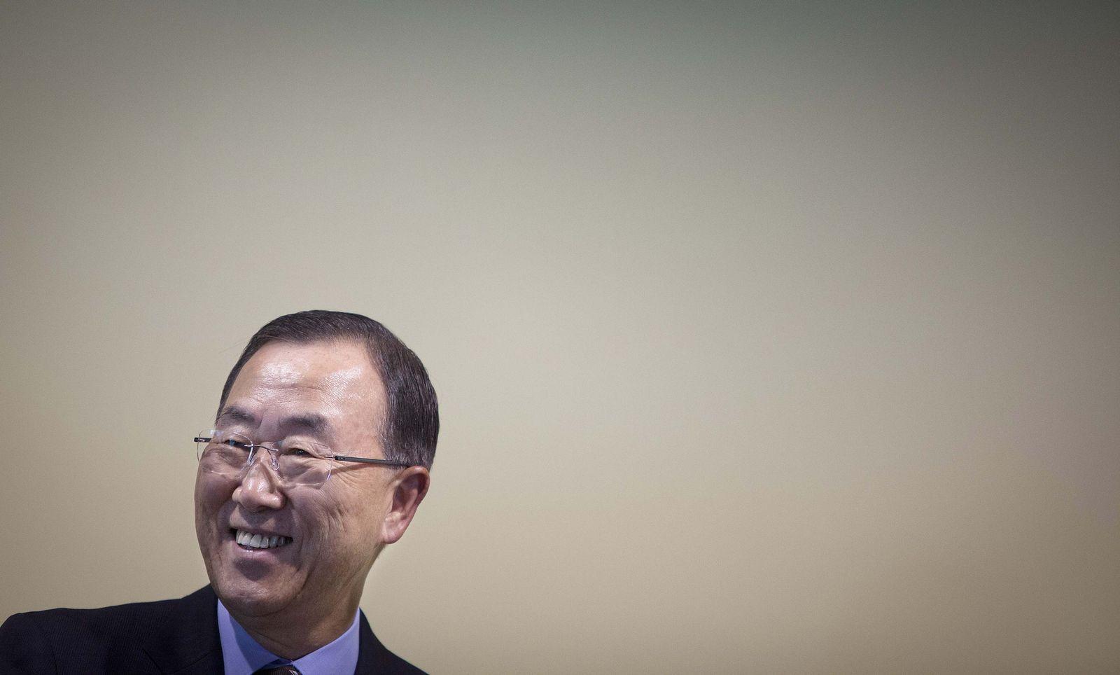 Ban Ki Moon Uno