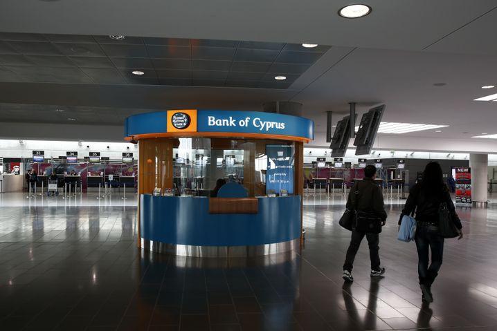 Bankschalter: Neben maroden Banken gibt es gesunde Finanzdienstleister