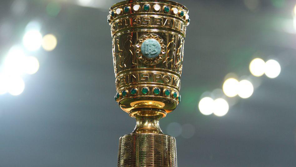 Das Viertelfinale des DFB-Pokals wird am 2./3. März ausgetragen