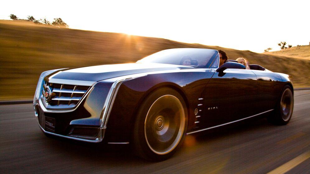 Cadillac Ciel: Rückkehr zu alten Größe