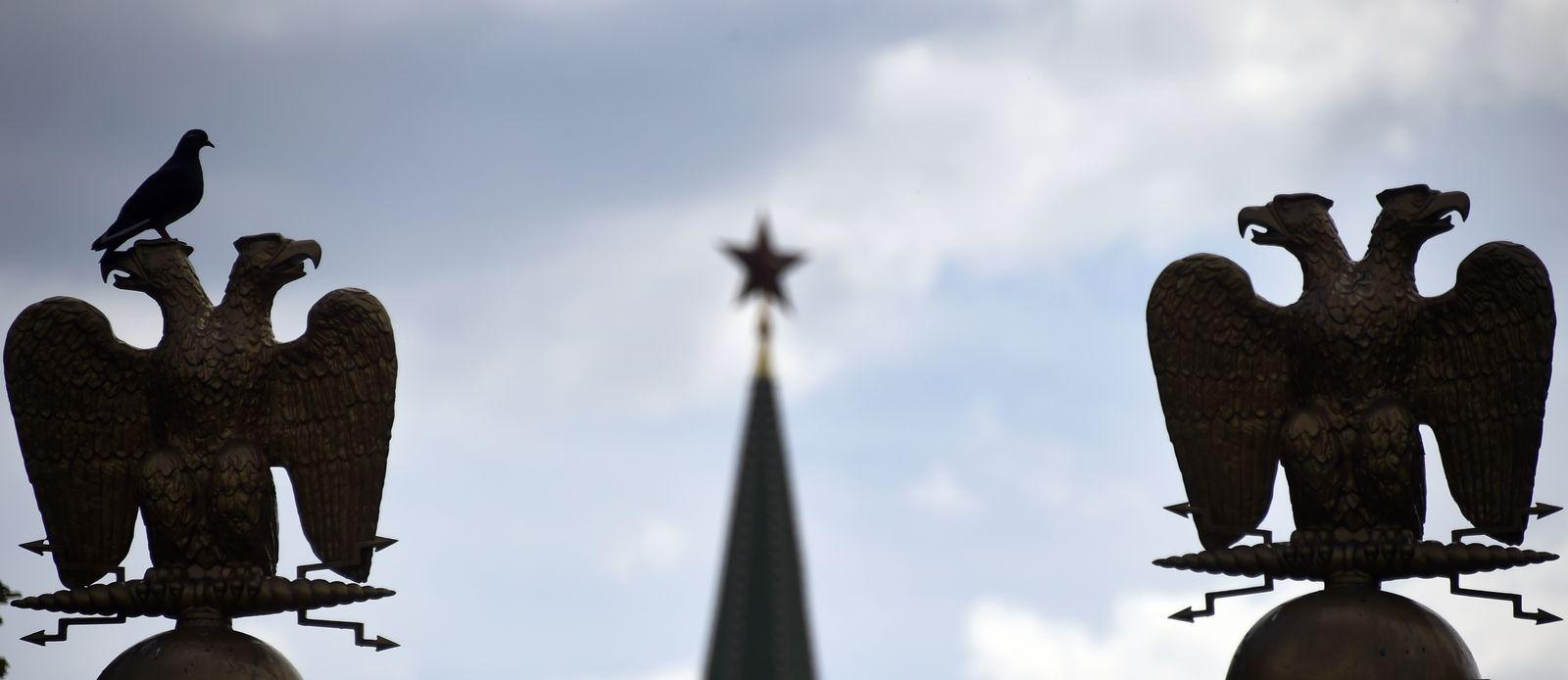 EINMALIGE VERWENDUNG Kreml/