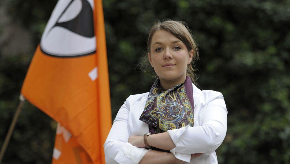 Piraten-Vorstandsmitglied Schramm: Schwall aus Plattitüden und Referenzen