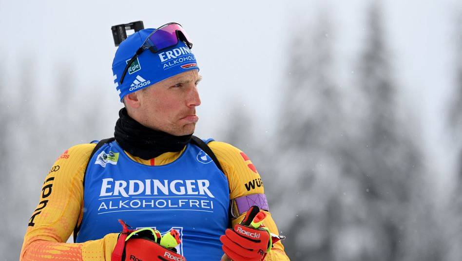 DSV-Athlet Erik Lesser