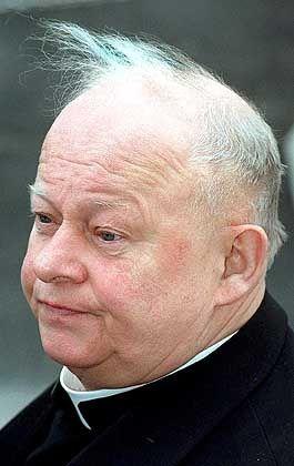 """Bischof Krenn: Nur """"Buben-Dummheiten"""""""
