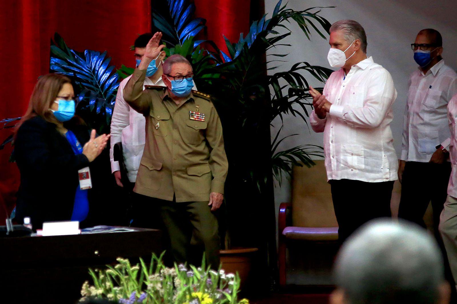 Parteitag in Havanna