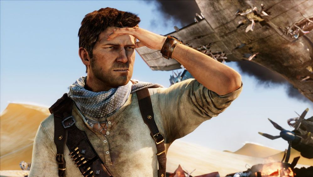 """""""Uncharted 3"""": Sand und Sonne"""
