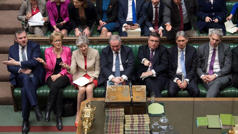 Britisches Unterhaus