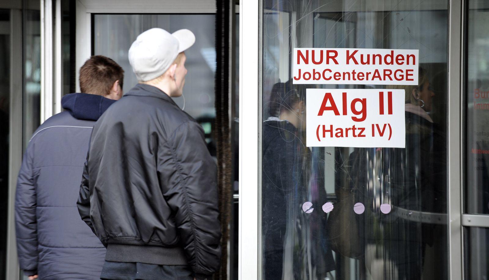 NICHT VERWENDEN Jobcenter Dortmund