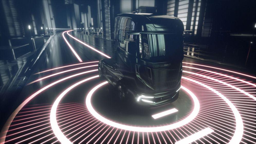 IAA Nutzfahrzeuge: Digitale Revolution