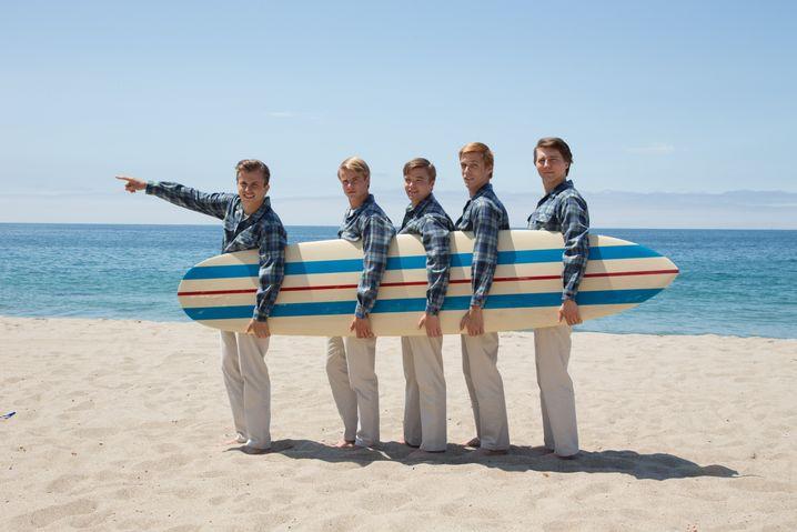 "Szene aus ""Love & Mercy"": Kinofilm über Beach Boy Brian Wilson (2015)"
