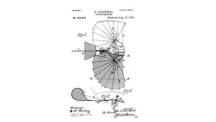 Experiment: Wie steuert man Lilienthals Gleiter?