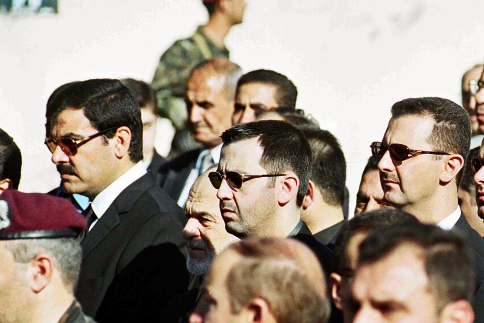 Syrien/ Maher Al-Assad/ Bashar Al-Assad