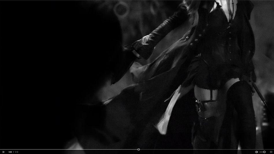 """Screenshot aus """"Ghosttown"""": Premiere im Livestream"""