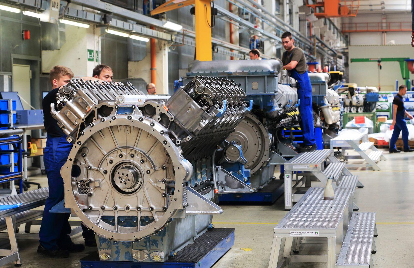 Maschinenbau in Ostdeutschland