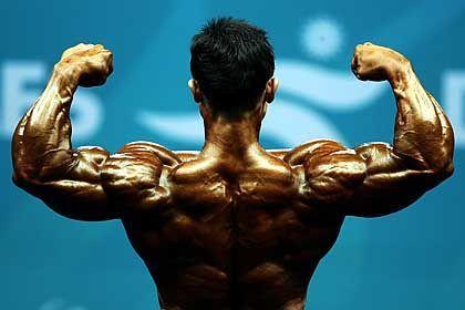 """Bodybuilder im Wettbewerb: """"Ohne Spritzen nicht machbar"""""""