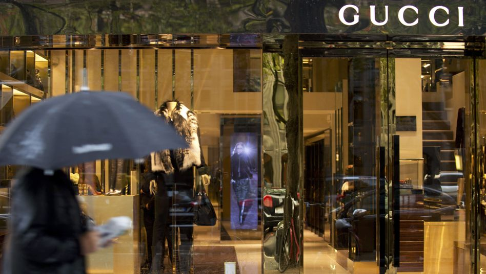 Luxuseinkaufsstraße Königsallee in Düsseldorf: Der Wohlstand wächst ungleichmäßig