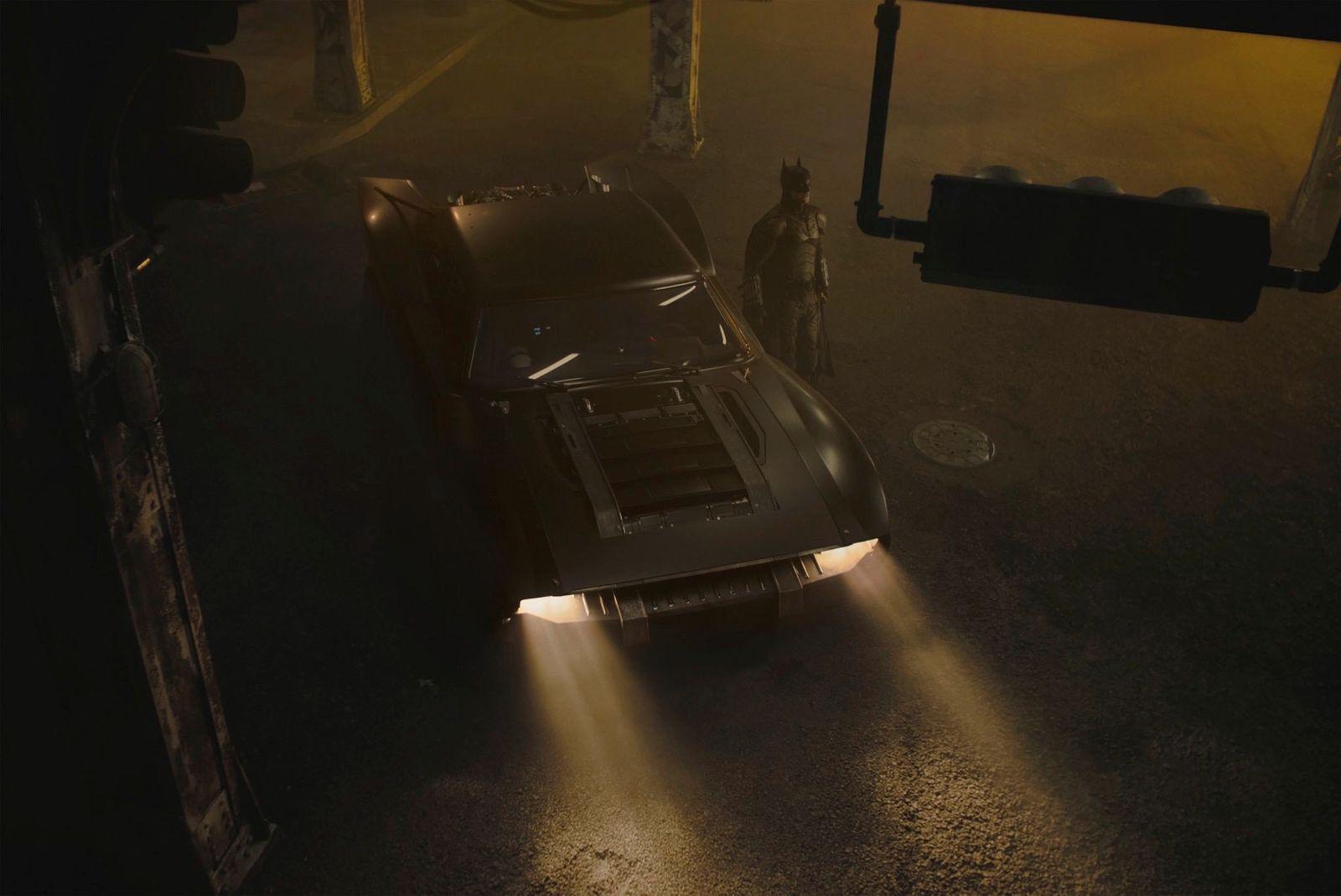 The Batman (2021) - filmstill
