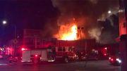 Mehrere Tote bei Feuer auf Raver-Party