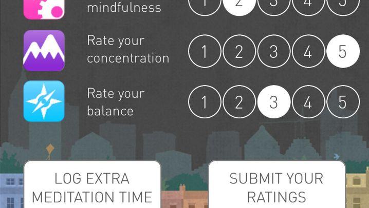 """iOS-App """"Buddhify"""": Diese App hilft beim Meditieren"""