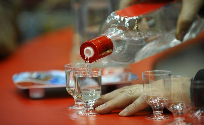 Wodka: Bei dieser kruden Diät gibt es Fleisch und hochprozentiges zu allen Tageszeiten