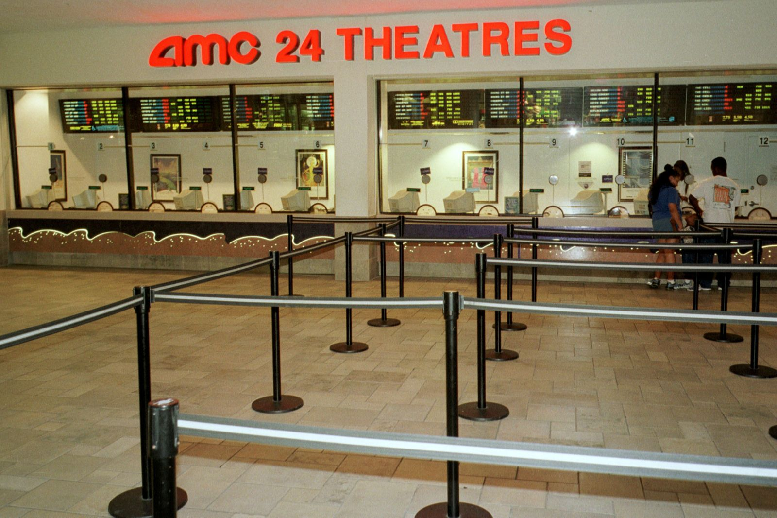Giant Movie Complexes Produce Small Profit