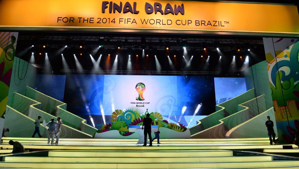Von Argentinien bis Iran: Alle WM-Teilnehmer 2014