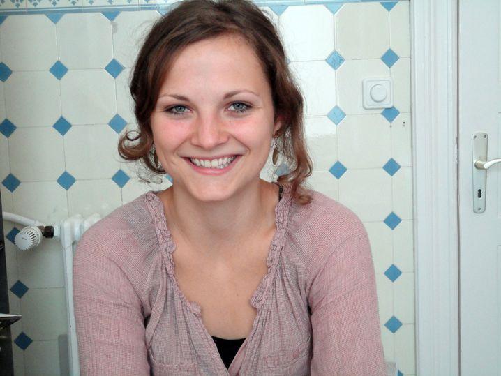 Vom Miettreiber vertrieben: Amelie Traub studiert Jura in Hamburg