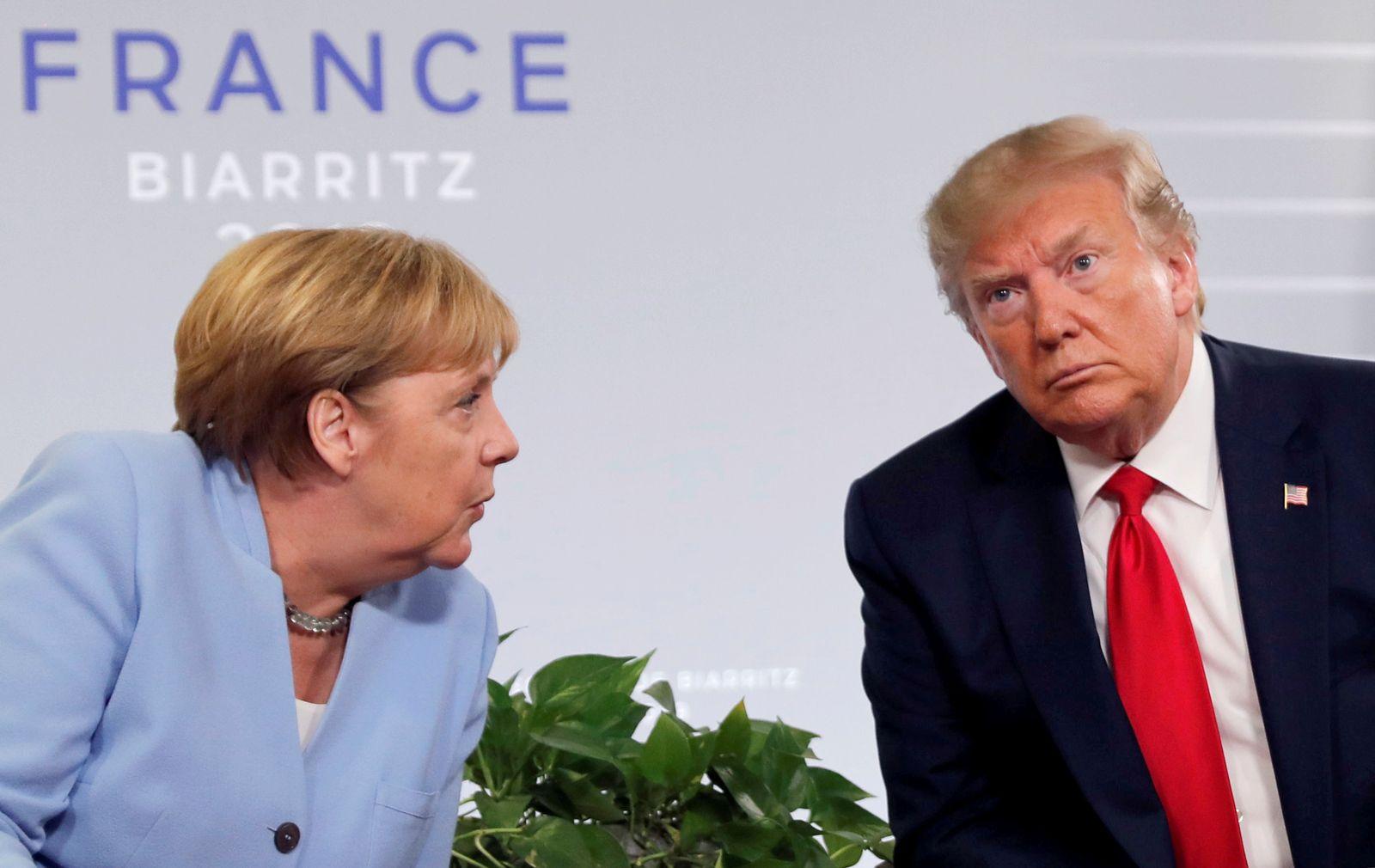 FILE PHOTO: G7 summit in Biarritz
