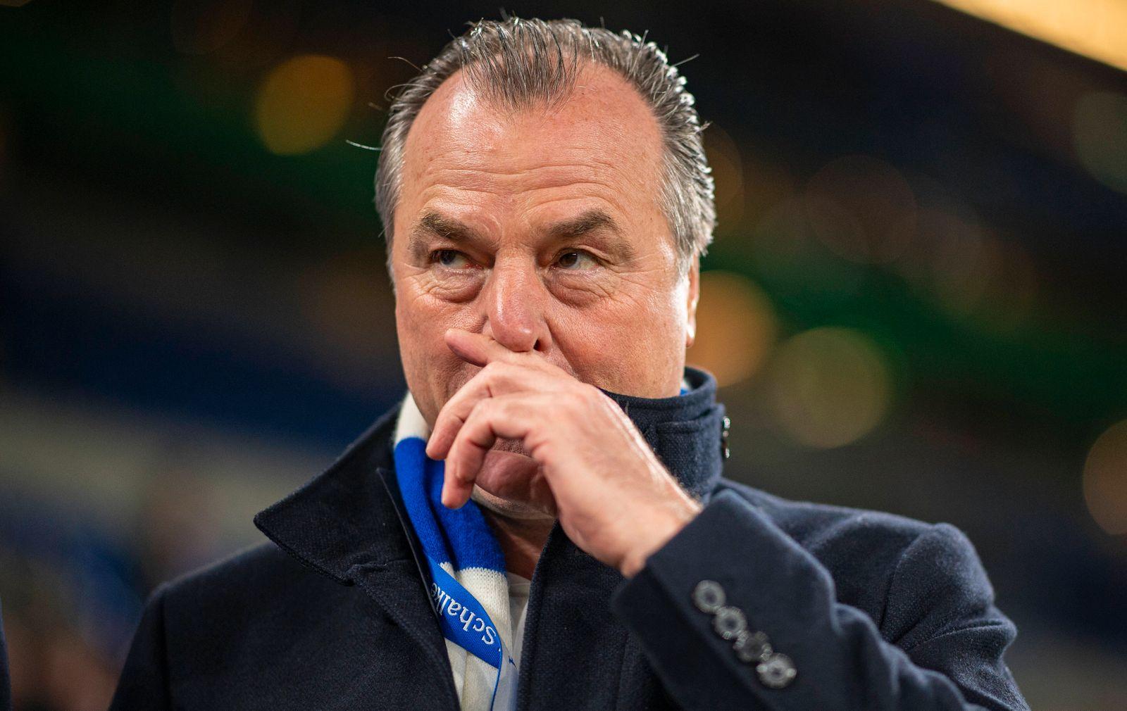 Fußball, DFB Pokal, Saison 2019/2020, Viertelfinale, FC Schalke 04 - FC Bayern München am 03.03.2020 in der Veltins-Are