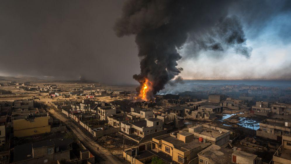 Kajara im Irak: Wo die Sonne nie scheint