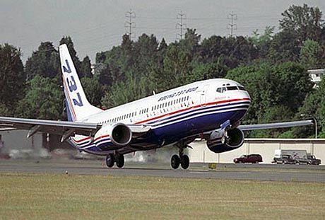 Boeing 737: Umrüsten für den Kampfeinsatz