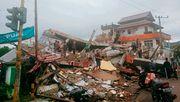 Schweres Erdbeben in Indonesien – viele Tote und Verletzte