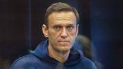 Nawalny klagt über »psychische Gewalt«