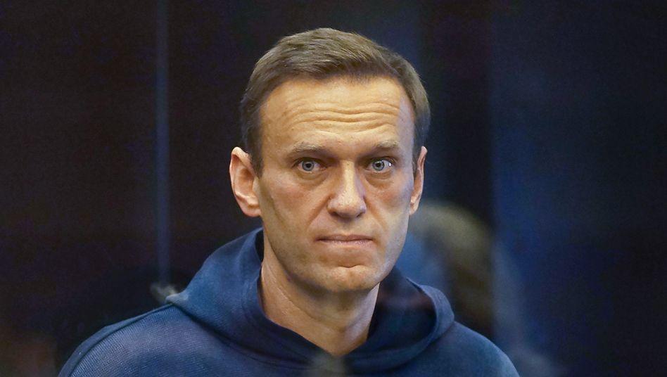 Alexej Nawalny (Archivaufnahme)