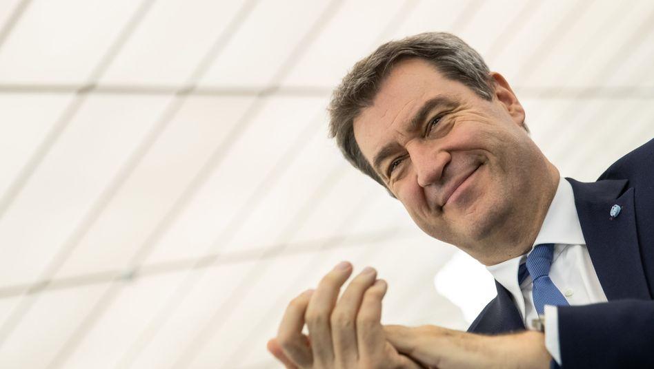 Ministerpräsident Söder: Will er wirklich in München bleiben?