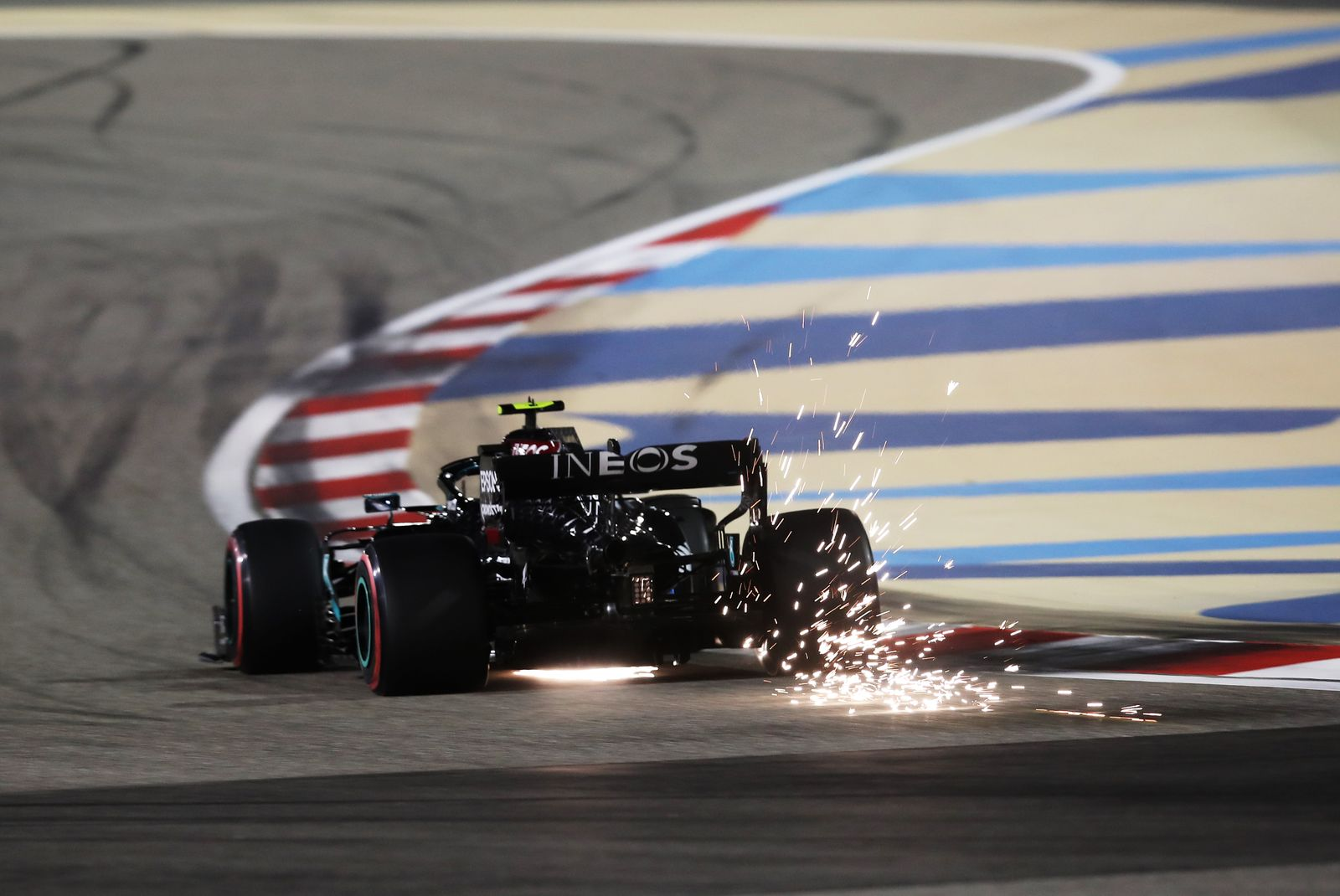 F1 Grand Prix of Sakhir - Final Practice