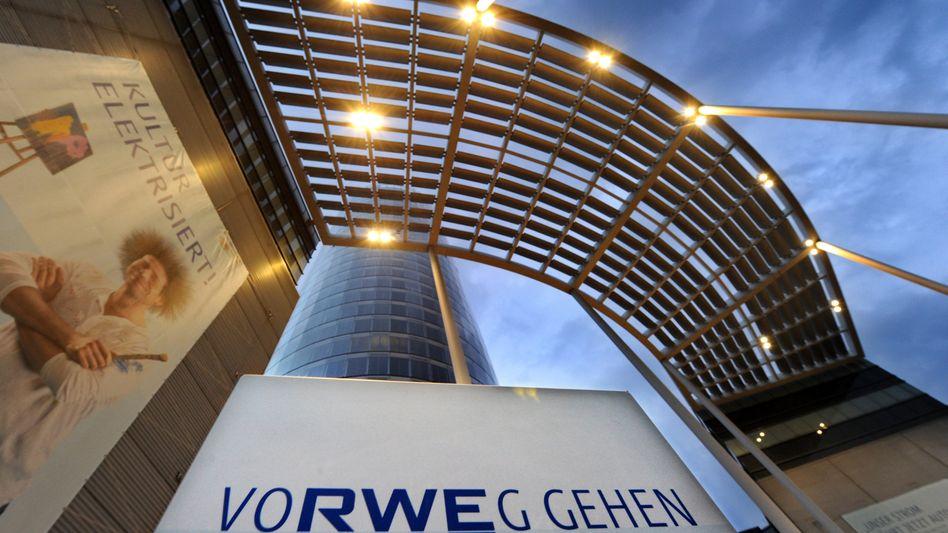 RWE-Zentrale in Essen: Einer Rückabwicklung steht der Konzern offenbar nicht entgegen