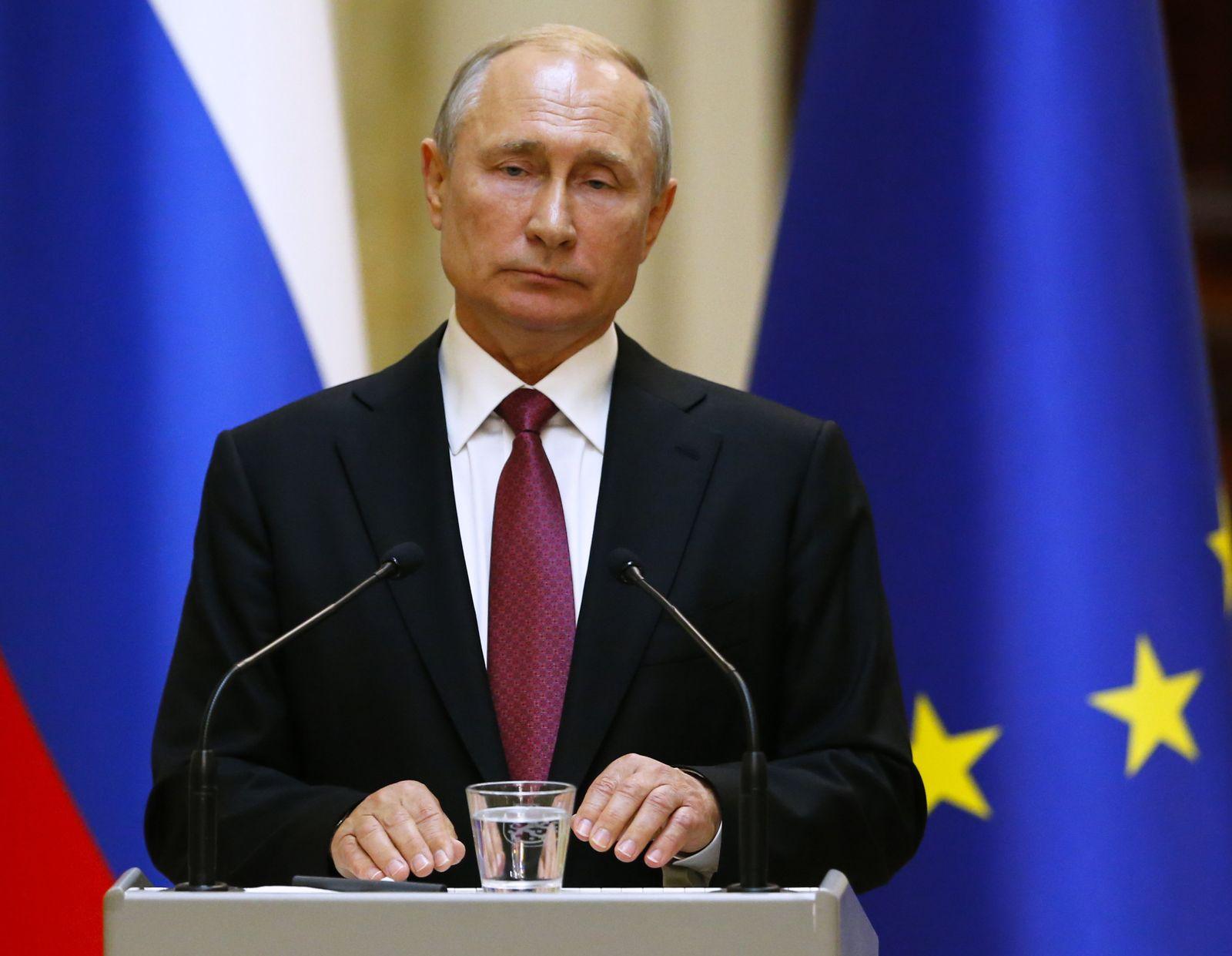 Putin reist zu Gesprächen nach Finnland