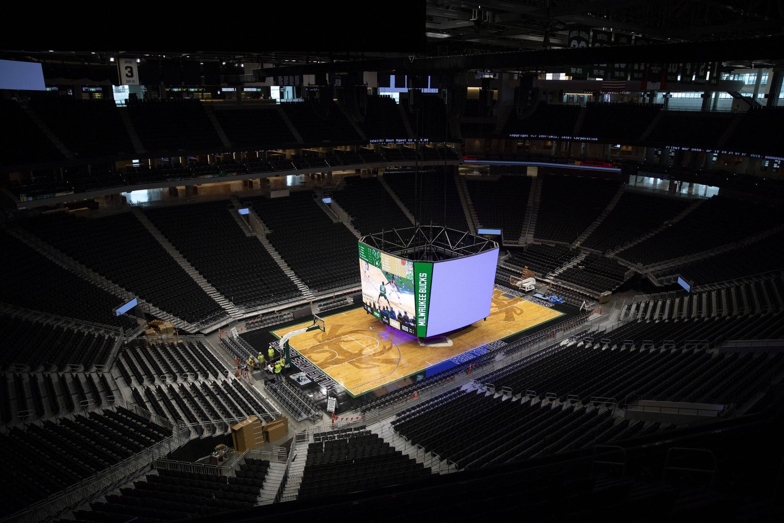 August 26, 2020: The NBA, Basketball Herren, USA announced it will postpone Game 5 of three different series in response