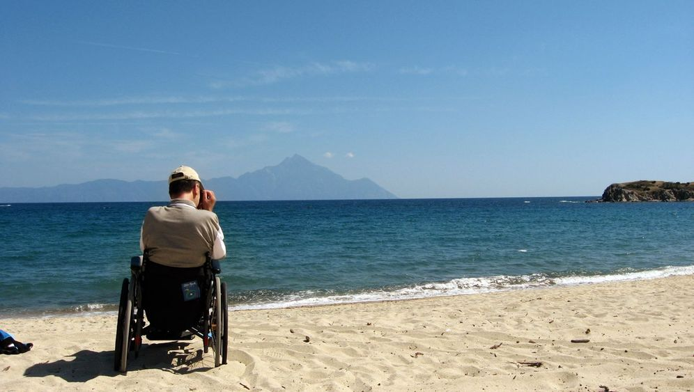 Reisebüro für Behinderte: Ich roll dich überall hin