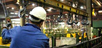 """Metallarbeiter: """"Ein eher längerfristiger Prozess"""""""