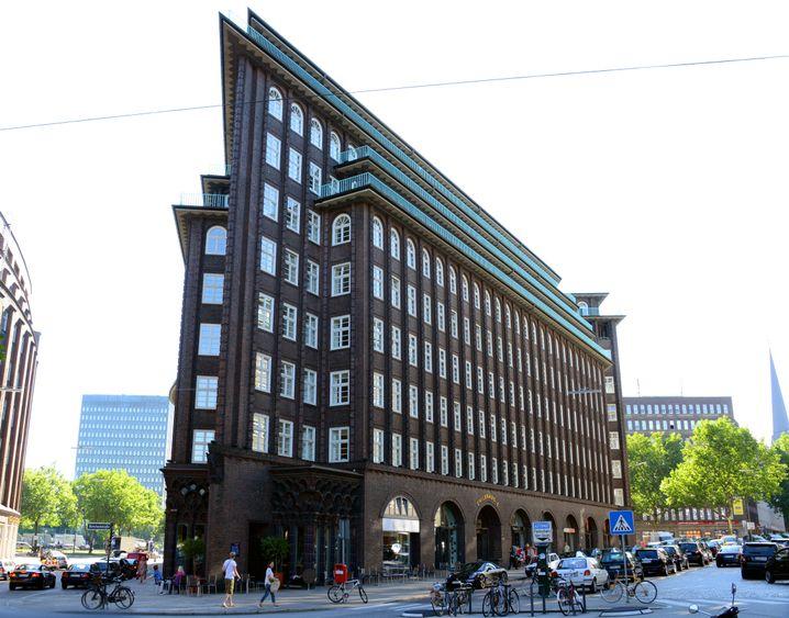 Chilehaus in Hamburg: Im Besitz der Fondsgesellschaft Union Investment