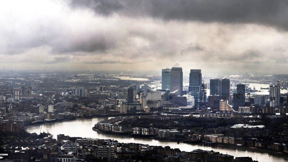 Londoner Finanzviertel