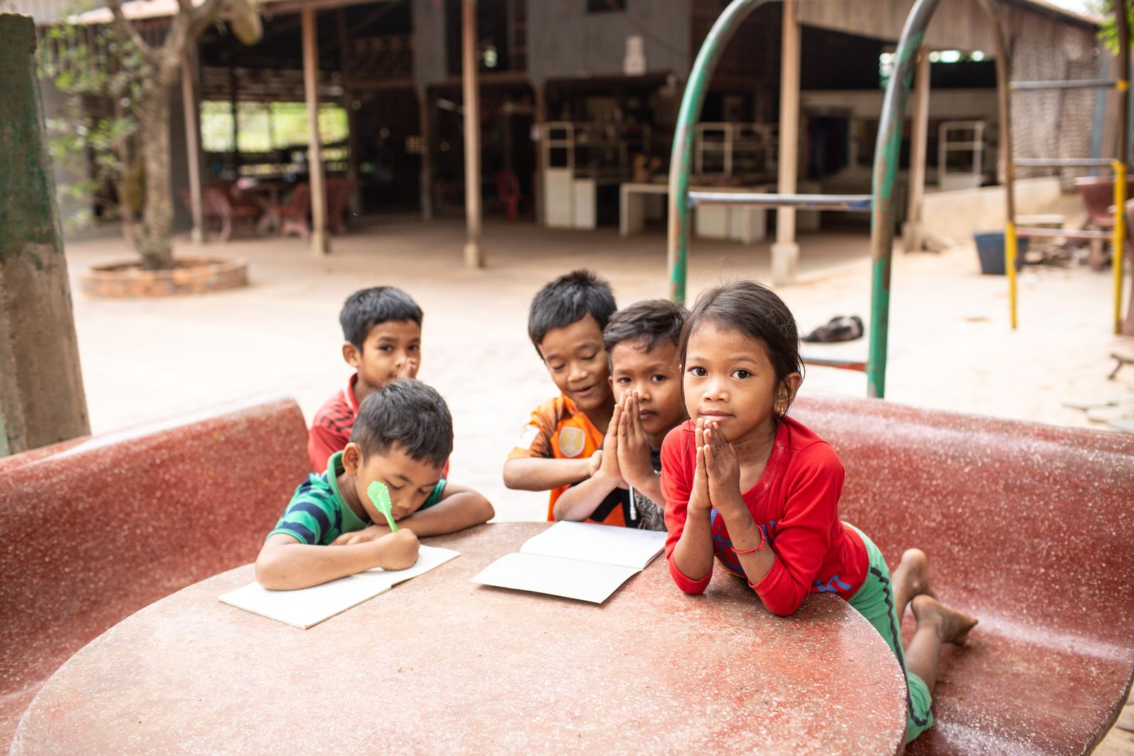 EINMALIGE VERWENDUNG Kambodscha/ Globale Gesellschaft/ Siem Reap