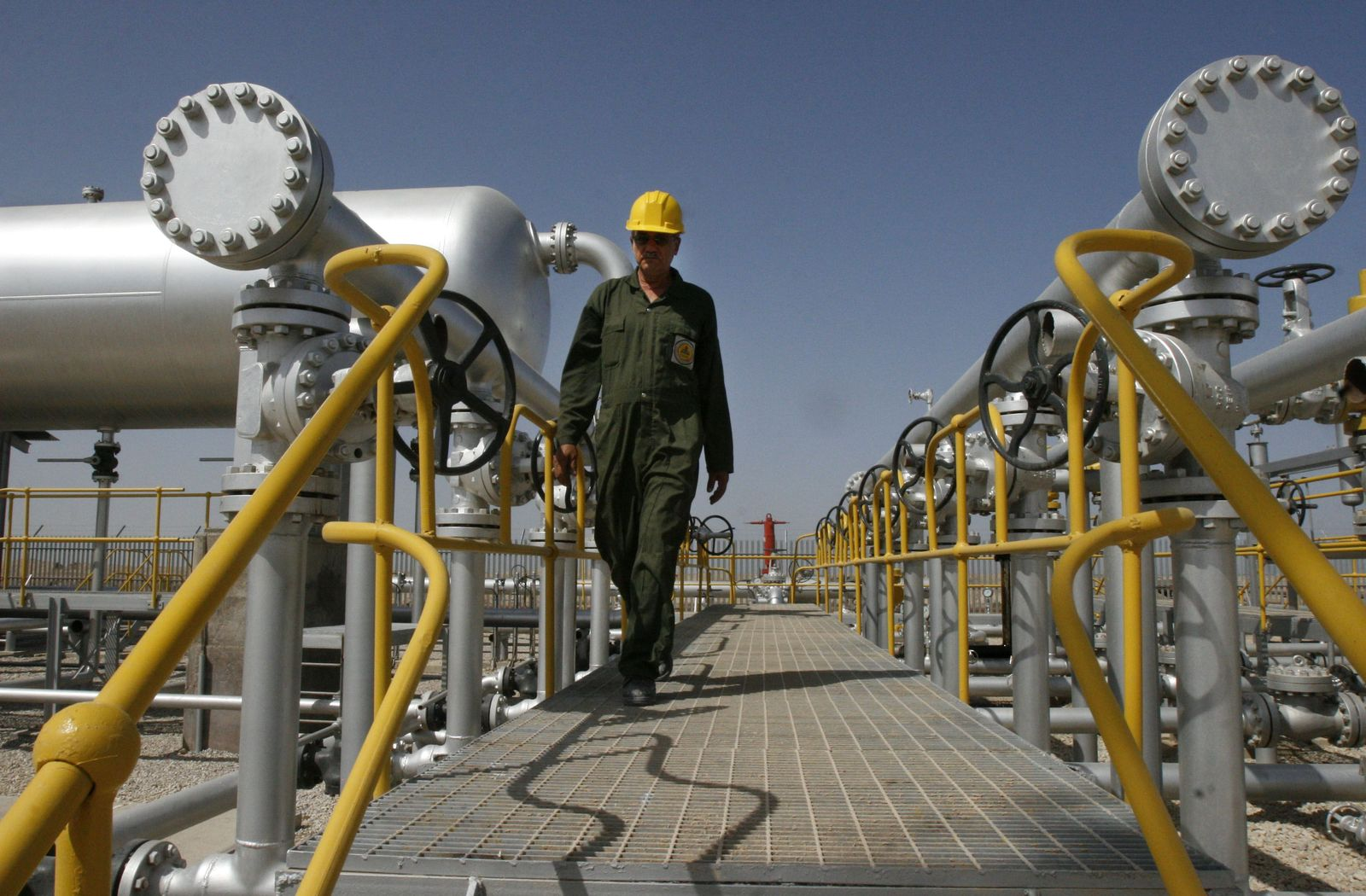 Iran/ Öl