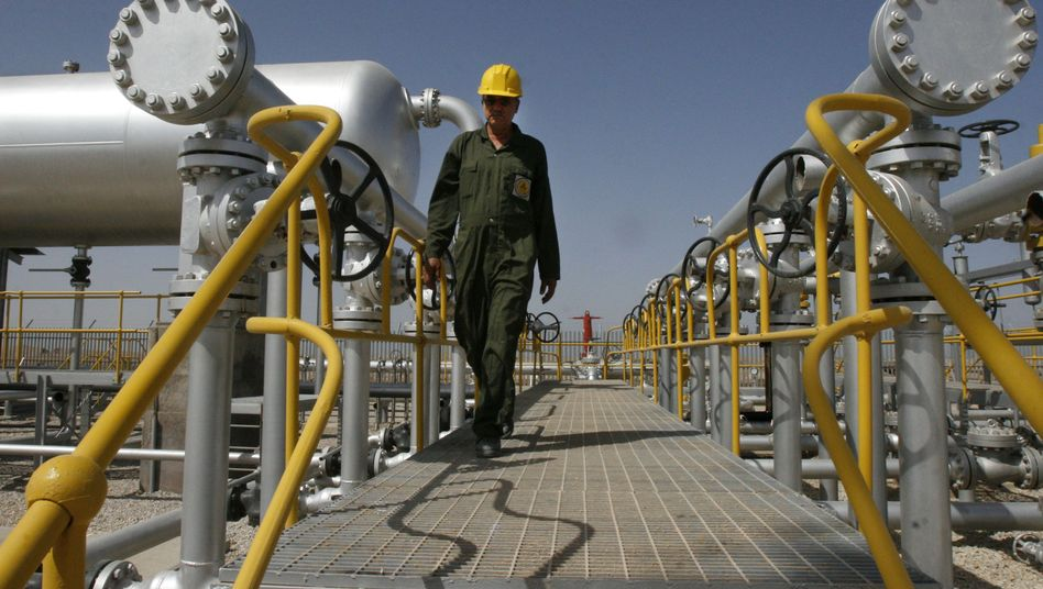 Iran is the fifth largest producers of oil in the world.