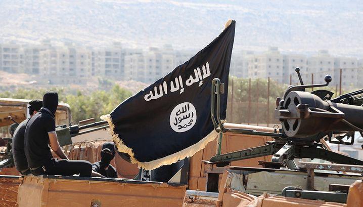 """IS-Propaganda mit maskierten Kämpfern: """"Was man dort erlebt, ist die Hölle auf Erden"""""""