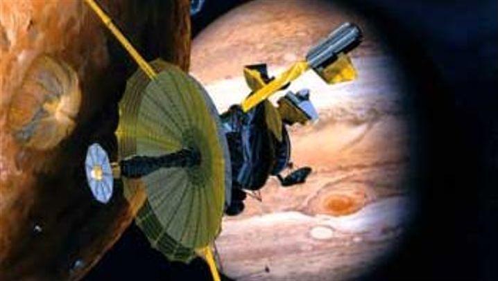 Ende einer Mission: Galileos feuriger Abschied