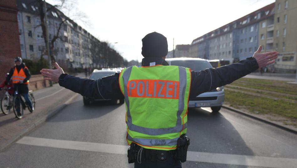 Polizist in Köpenick